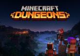 скачать Minecraft Dungeons