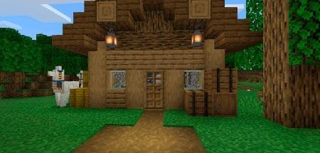 дом торговца