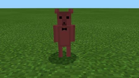 Мишка-строитель