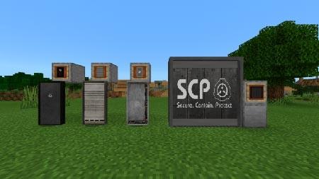 SCP мебель