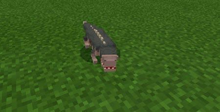 Бессмертный ящер
