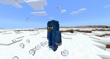 ледянщик в майнкрафт ПЕ